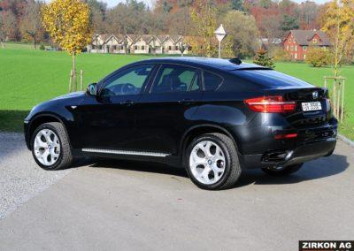 BMW X6 M50d black (6)
