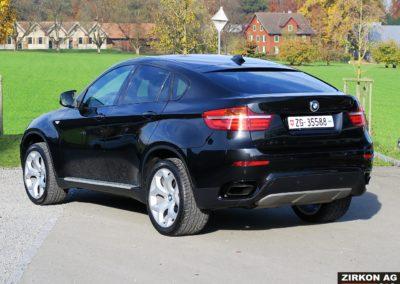 BMW X6 M50d black (7)