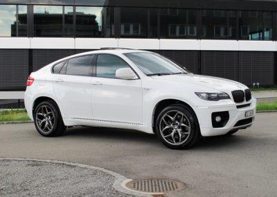 BMW X6 white (3)