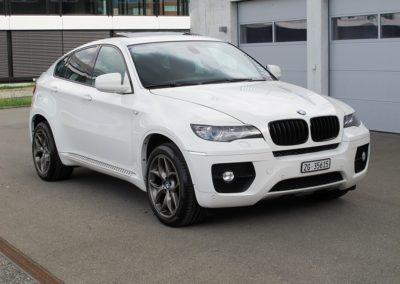 BMW X6 white (4)