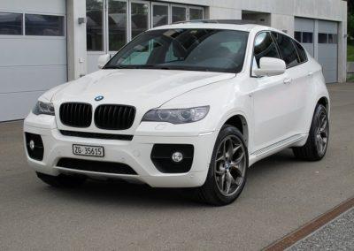 BMW X6 white (5)