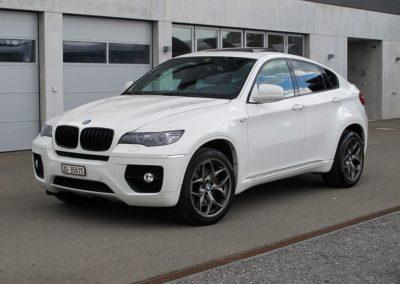 BMW X6 white (6)