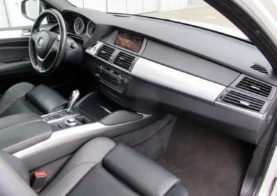 BMW X6 white (9)