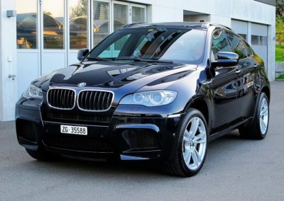 BMW X6M black (1)