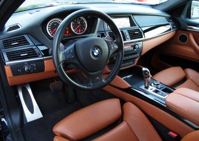 BMW X6M black (12)