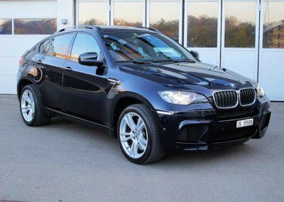 BMW X6M black (5)