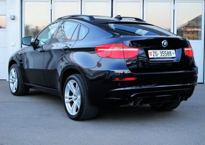 BMW X6M black (8)