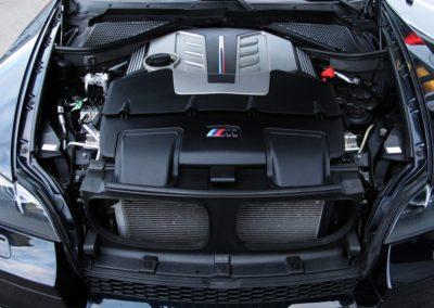 BMW X6M blue (9)