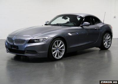 BMW Z4 35is grey (11)
