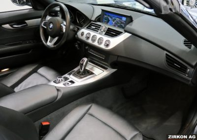 BMW Z4 35is grey (14)