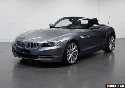 BMW Z4 35is grey (2)
