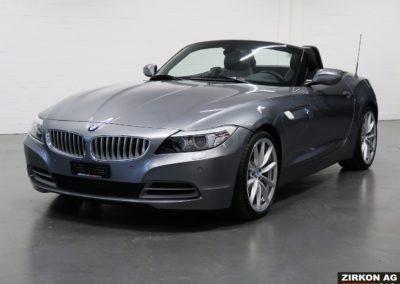 BMW Z4 35is grey (3)