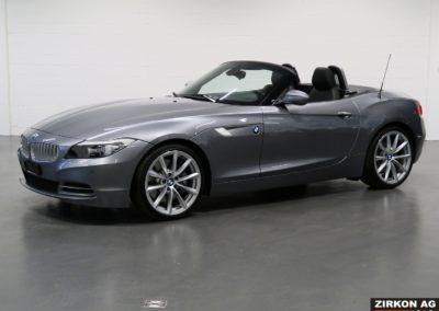 BMW Z4 35is grey (4)