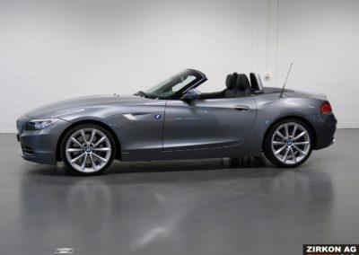 BMW Z4 35is grey (5)
