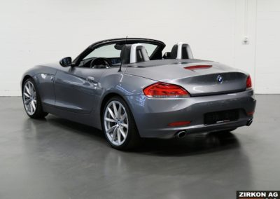 BMW Z4 35is grey (8)