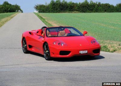 Ferrari F360 Spider manual