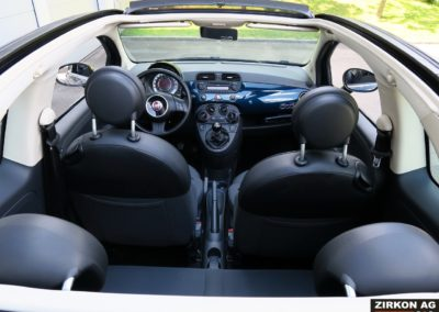 FIAT 500C 1.2 Lounge 22