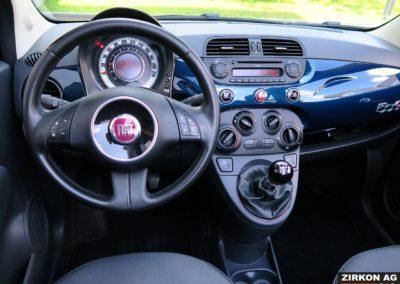 FIAT 500C 1.2 Lounge 24