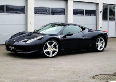 Ferrari 458 blue (4)
