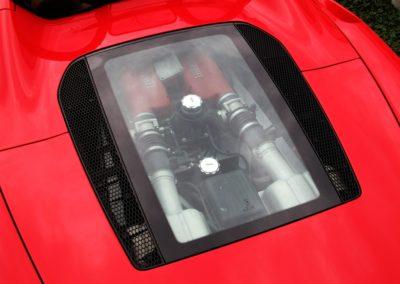Ferrari F360 spider automatica red (12)