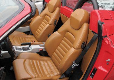 Ferrari F360 spider automatica red (14)