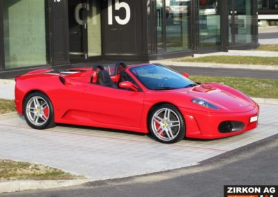Ferrari F430 spider red (4)