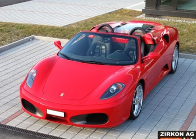 Ferrari F430 spider red (5)