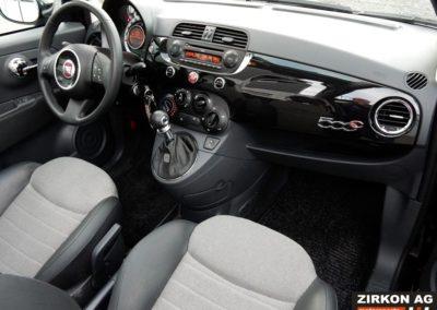 Fiat 500C Cabriolet black (13)