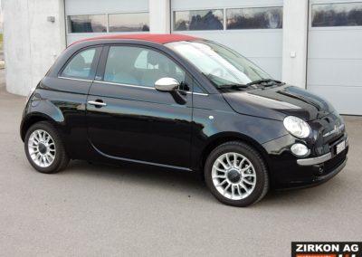 Fiat 500C Cabriolet black (3)