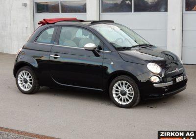Fiat 500C Cabriolet black (8)