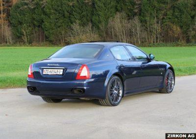 MASERATI Quattroporte GTS 07