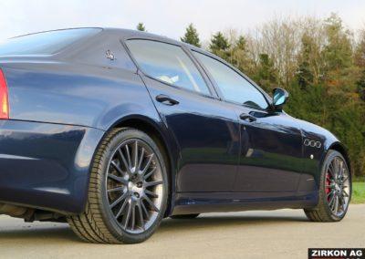 MASERATI Quattroporte GTS 08