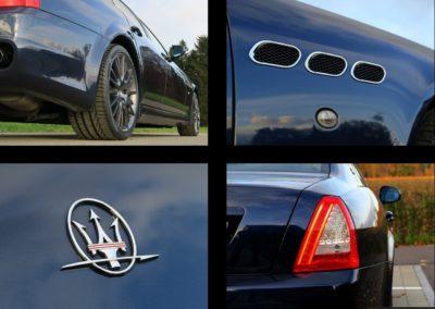 MASERATI Quattroporte GTS 09
