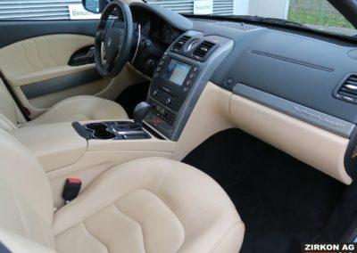 MASERATI Quattroporte GTS 10