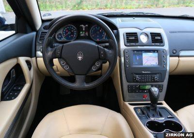 MASERATI Quattroporte GTS 12