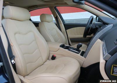 MASERATI Quattroporte GTS 13