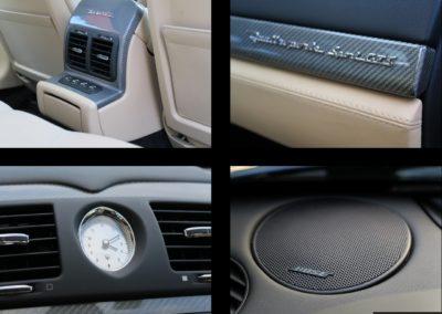 MASERATI Quattroporte GTS 16