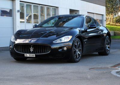 Maserati Granturismo black (1)