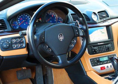 Maserati Granturismo black (10)
