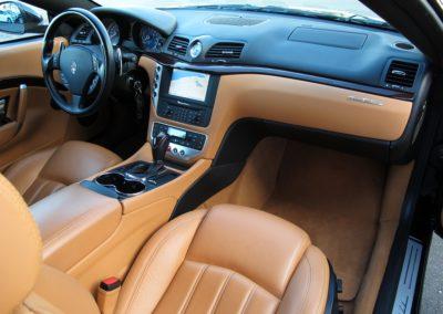 Maserati Granturismo black (11)
