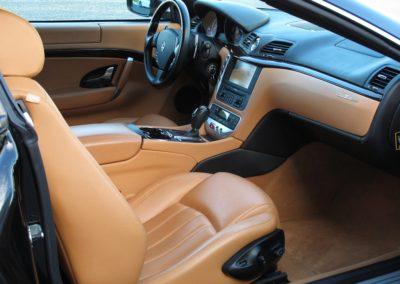 Maserati Granturismo black (12)