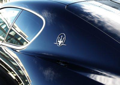Maserati Granturismo black (16)