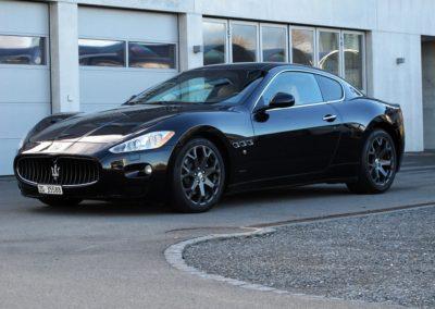 Maserati Granturismo black (2)
