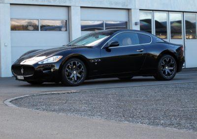 Maserati Granturismo black (3)