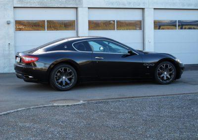 Maserati Granturismo black (4)