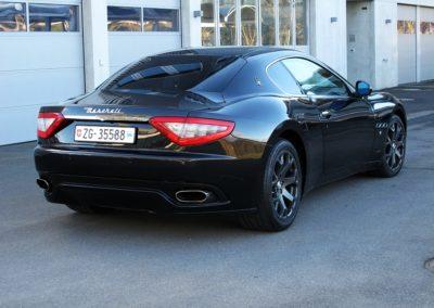 Maserati Granturismo black (6)