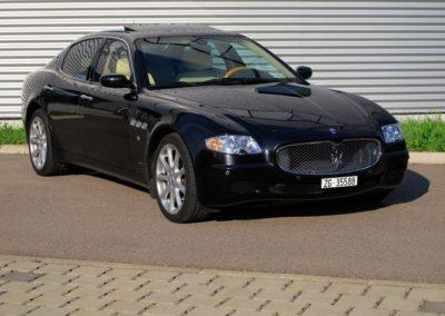 Maserati Quattroporte 4.2 black (1)