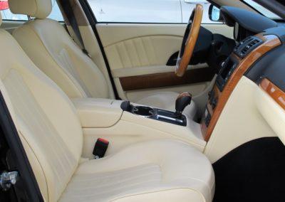 Maserati Quattroporte 4.2 black (10)