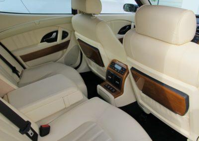 Maserati Quattroporte 4.2 black (11)