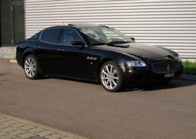 Maserati Quattroporte 4.2 black (2)